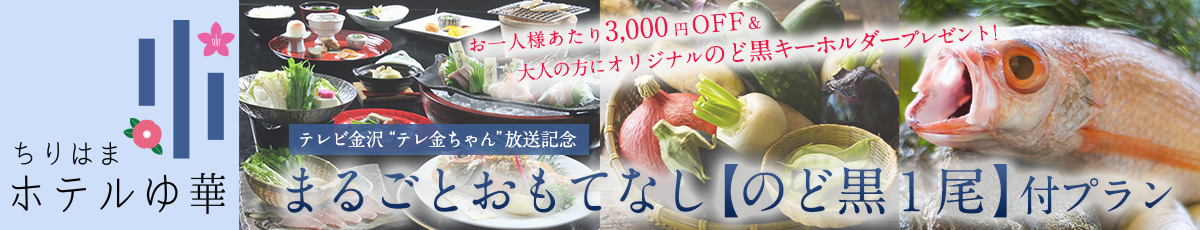 """テレビ金沢""""テレ金ちゃん""""放送記念プラン"""